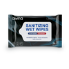 Sanitizing Wet Wipes 20 Pcs Per Pack with 75% alcohol